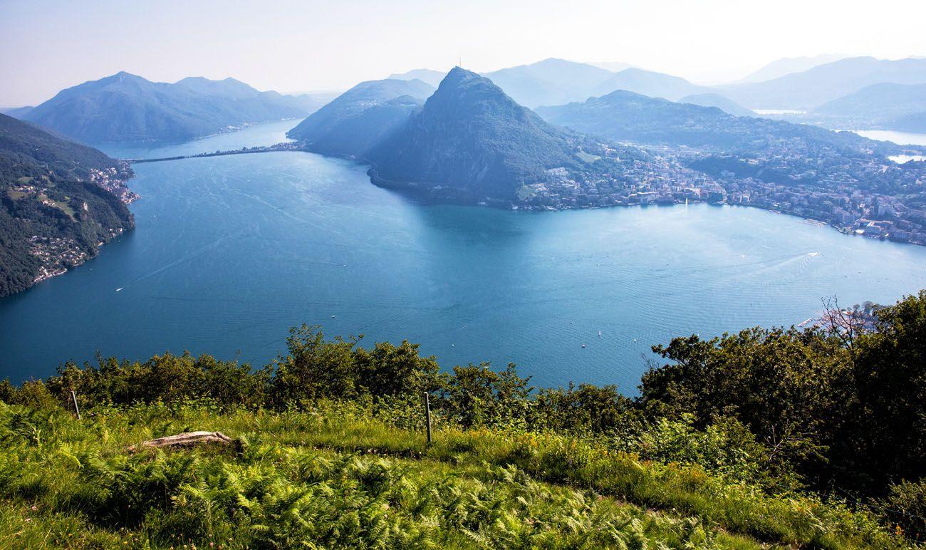 Monte Bre View