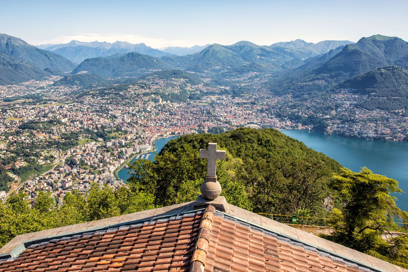 San Salvatore View