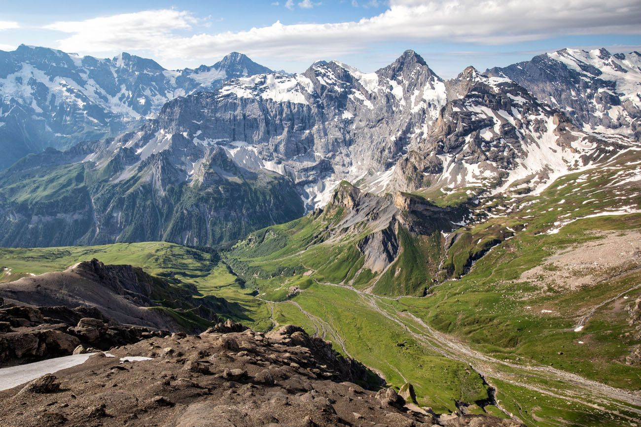 Schilthorn View