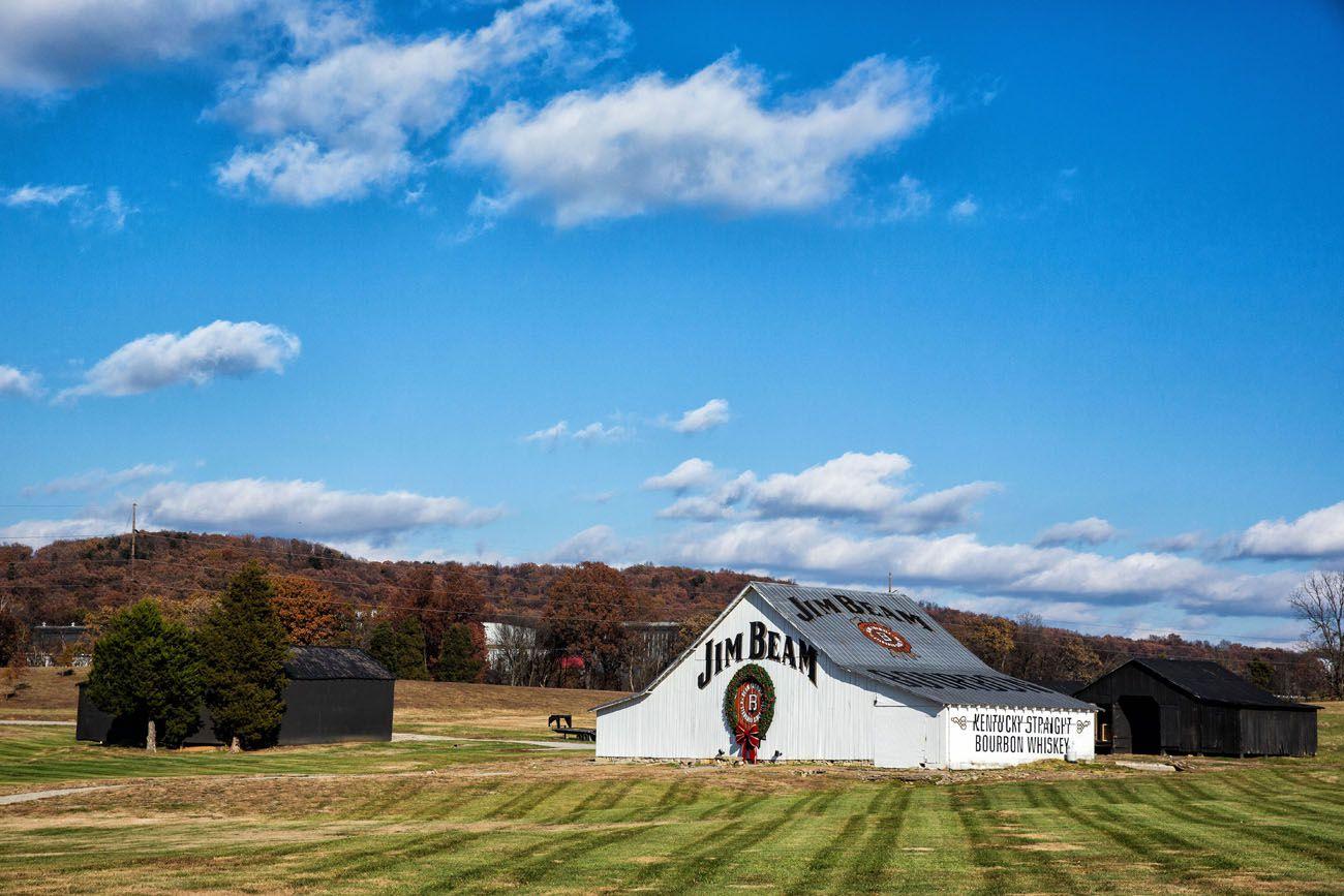 Jim Beam Kentucky Bourbon Trail itinerary