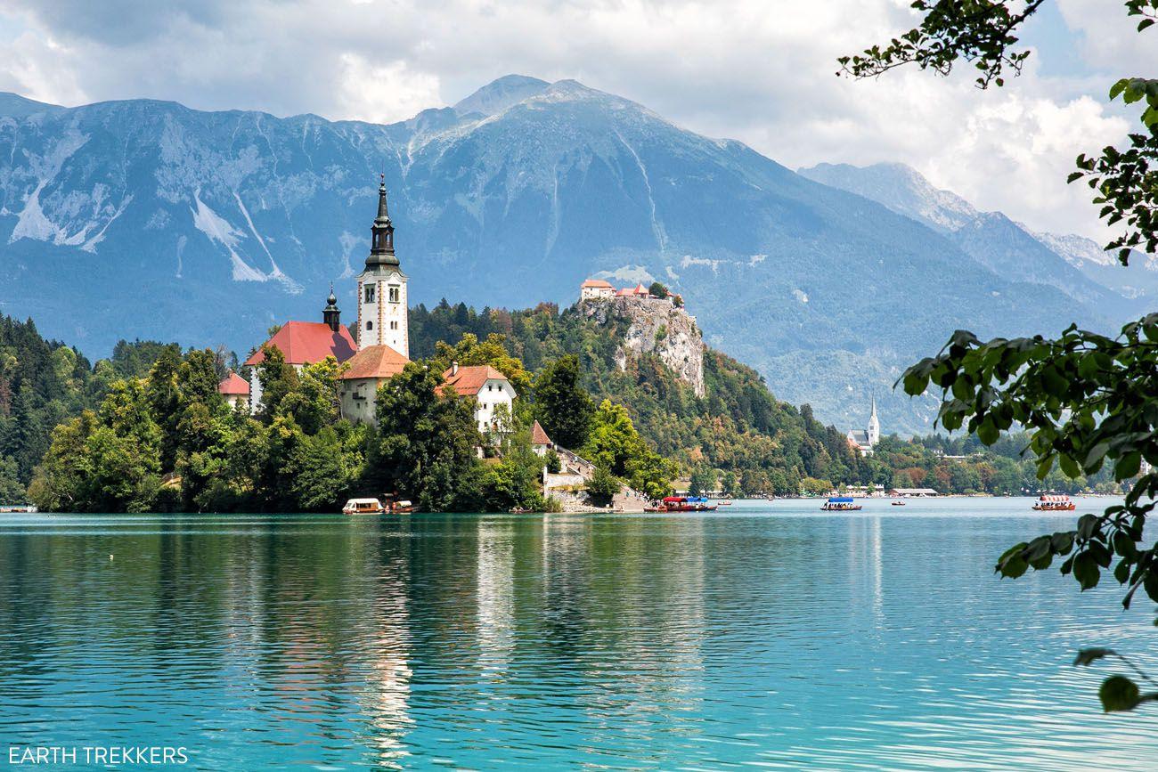 Lake Bled Fairytale Destinations