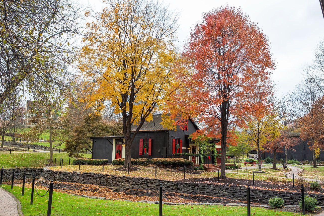 Makers Mark Kentucky Bourbon Trail itinerary