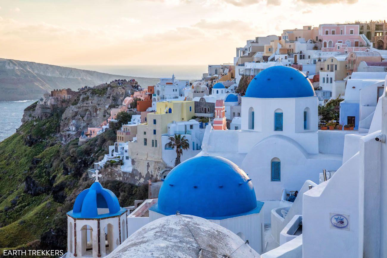 Santorini Fairytale Destinations