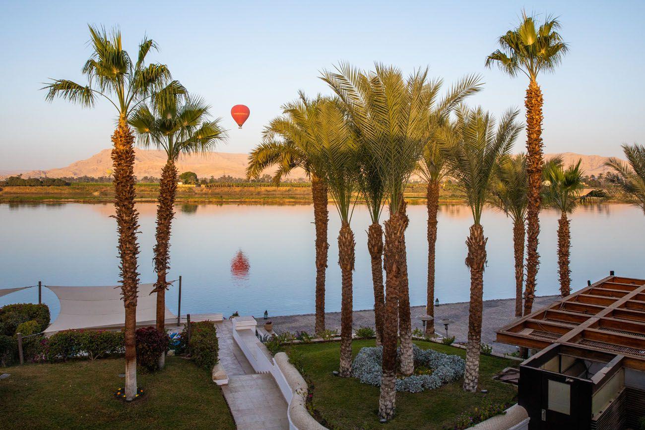 Hilton Luxor Photo
