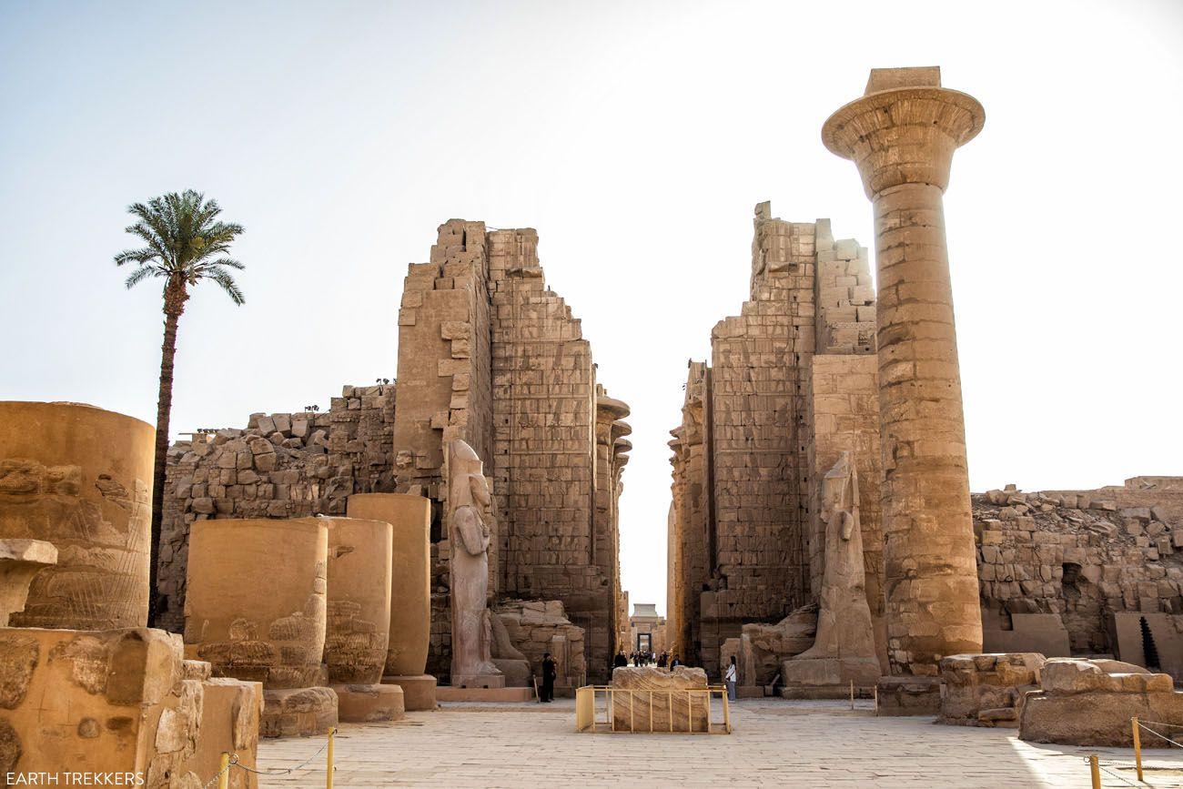 Karnak Temple Luxor
