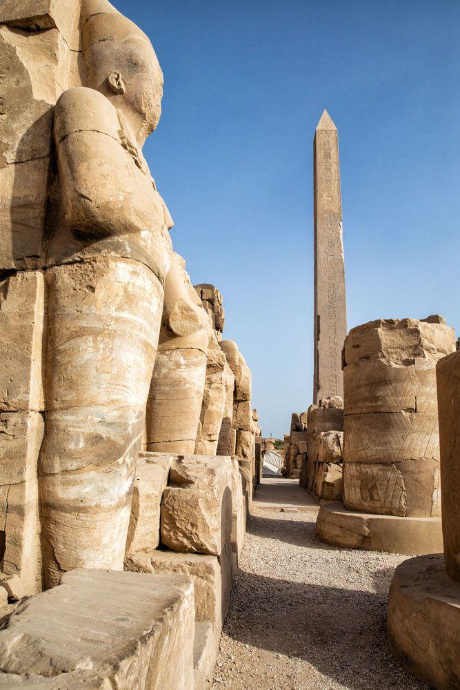 Karnak East Bank of Luxor