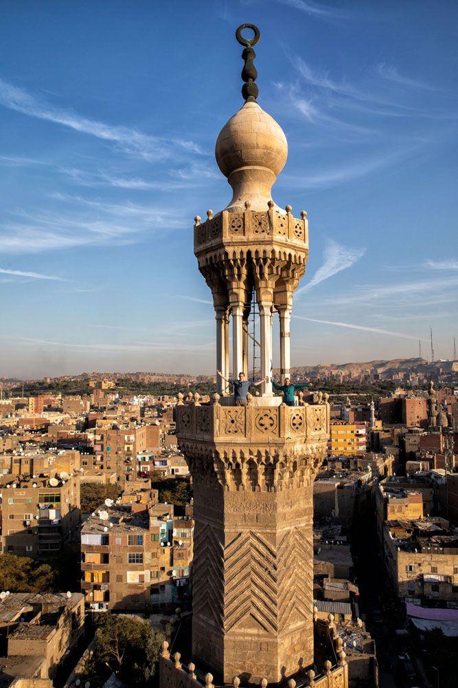Bab Zuweila Minaret