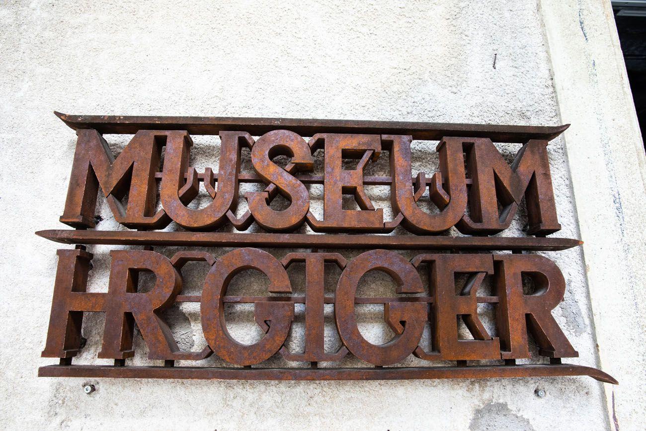 Museum HR Giger