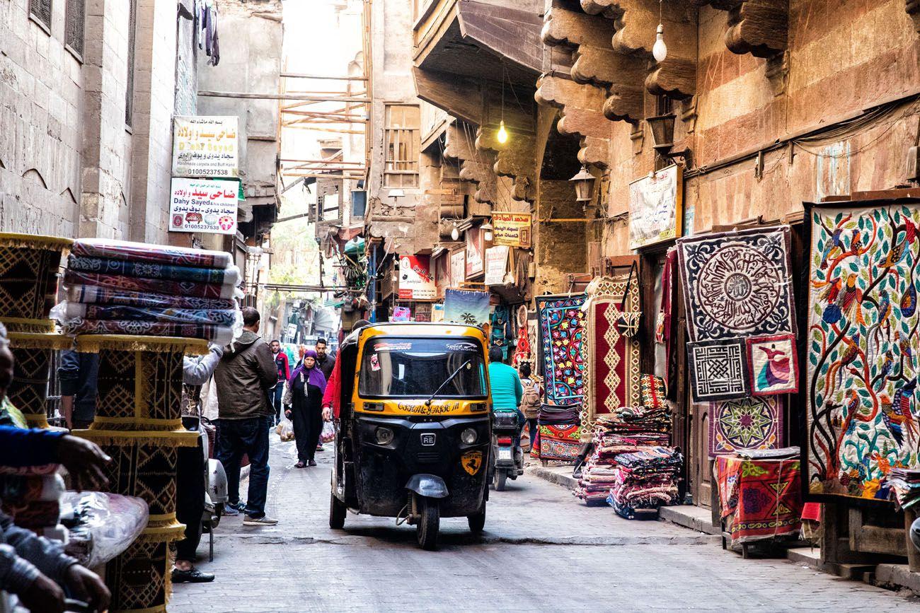Tuk Tuk Cairo