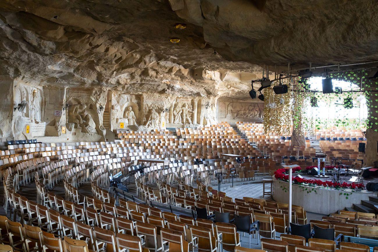 Winter Cave Church