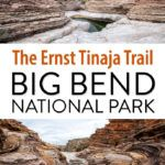 Big Bend National Park Ernst Tinaja