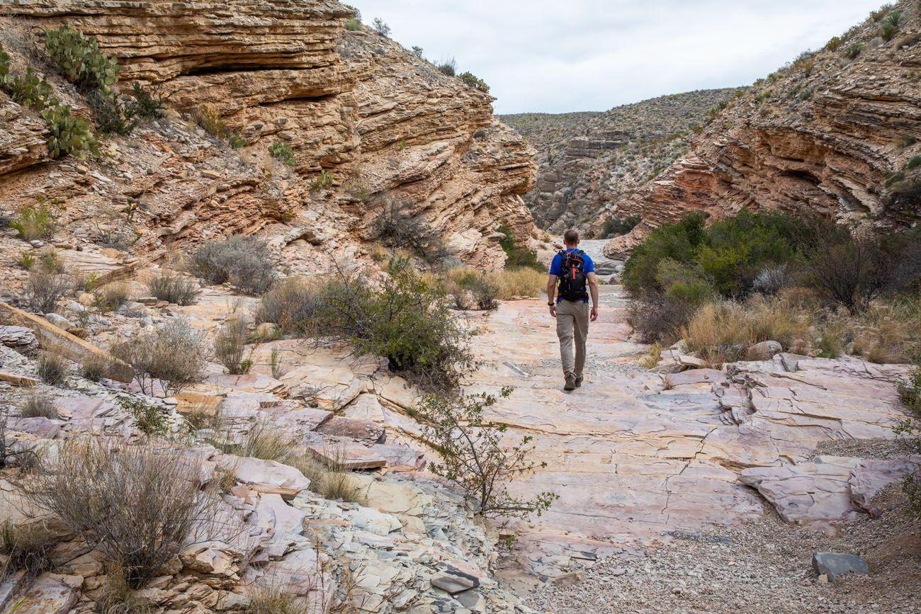 Canyon Ernst Tinaja