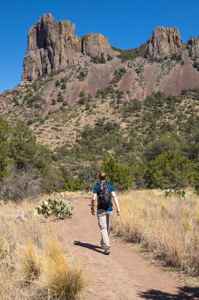 Hike Big Bend