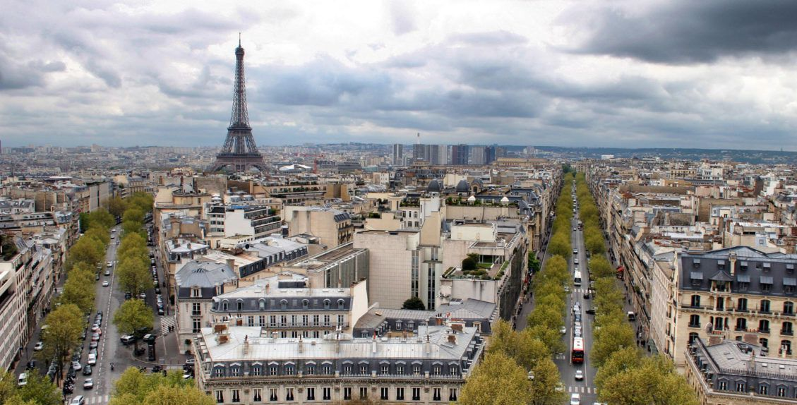 10 Day London Paris Itinerary