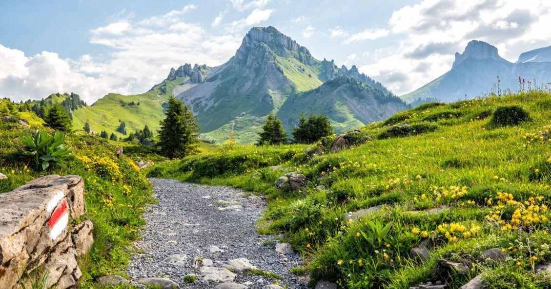 Best Hikes in Bernese Oberland