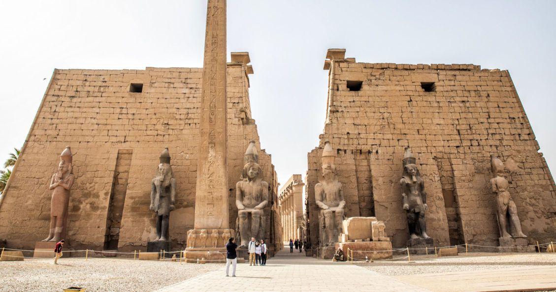 East Bank of Luxor