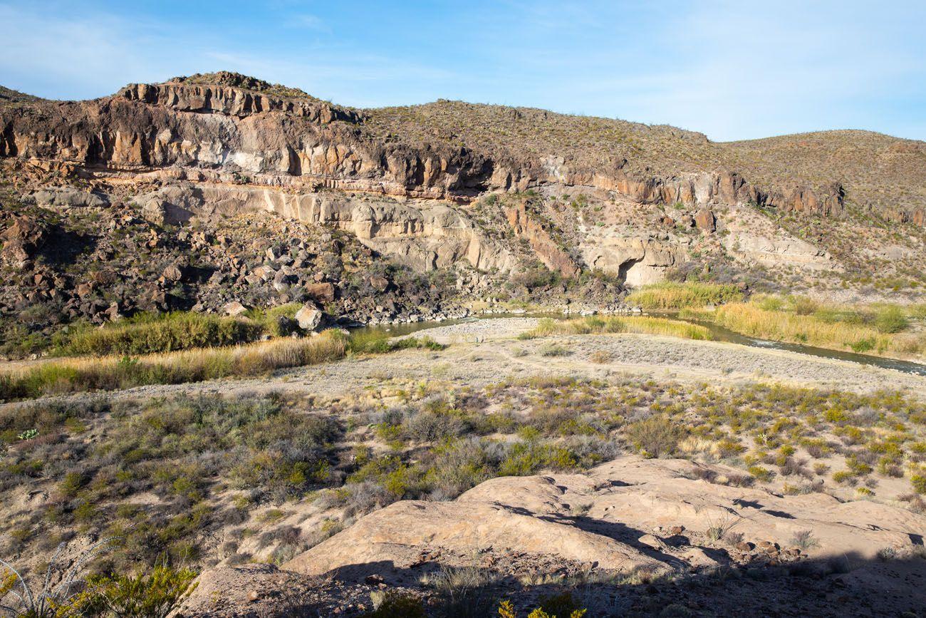 Rio Grande and Hoodoos