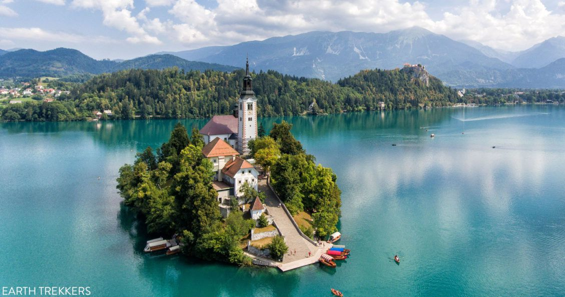 Slovenia Itinerary
