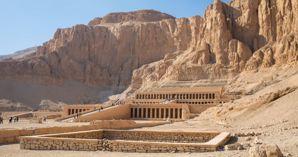 West Bank of Luxor