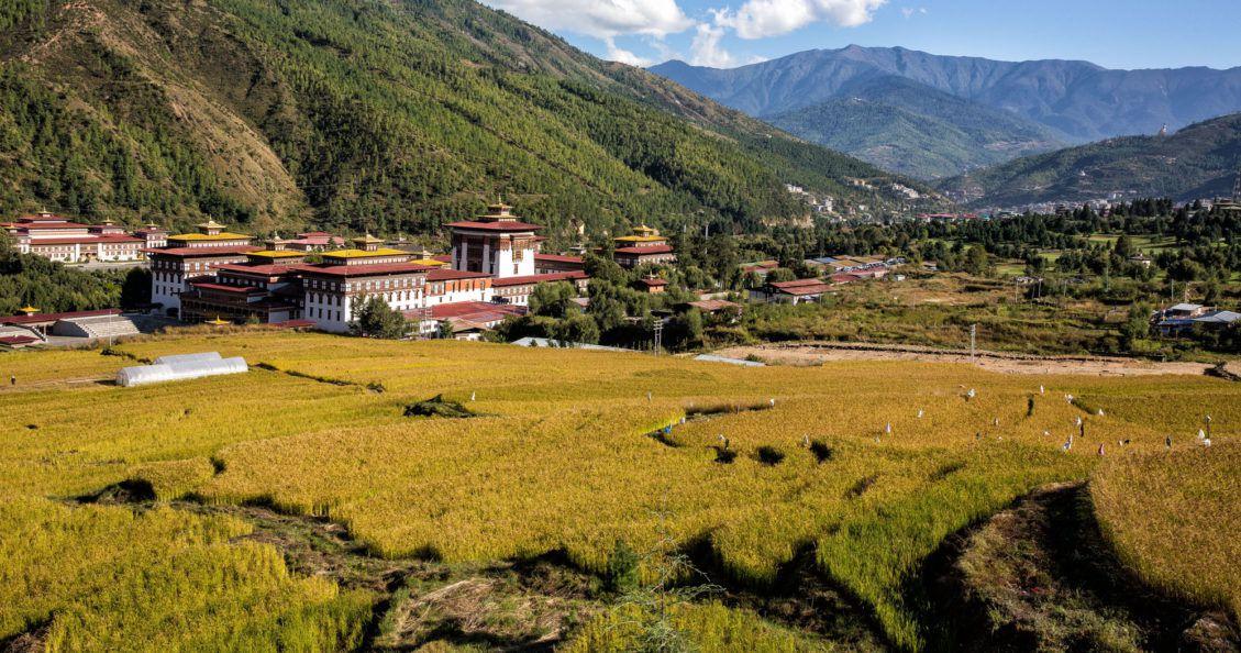 Bhutan Itinerary
