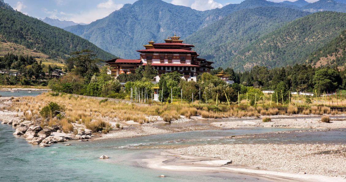 Bhutan in October