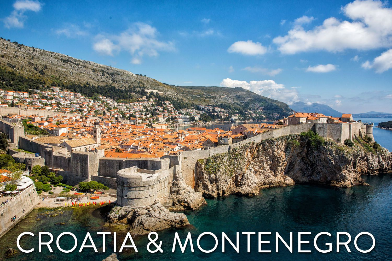 Croatia Montenegro
