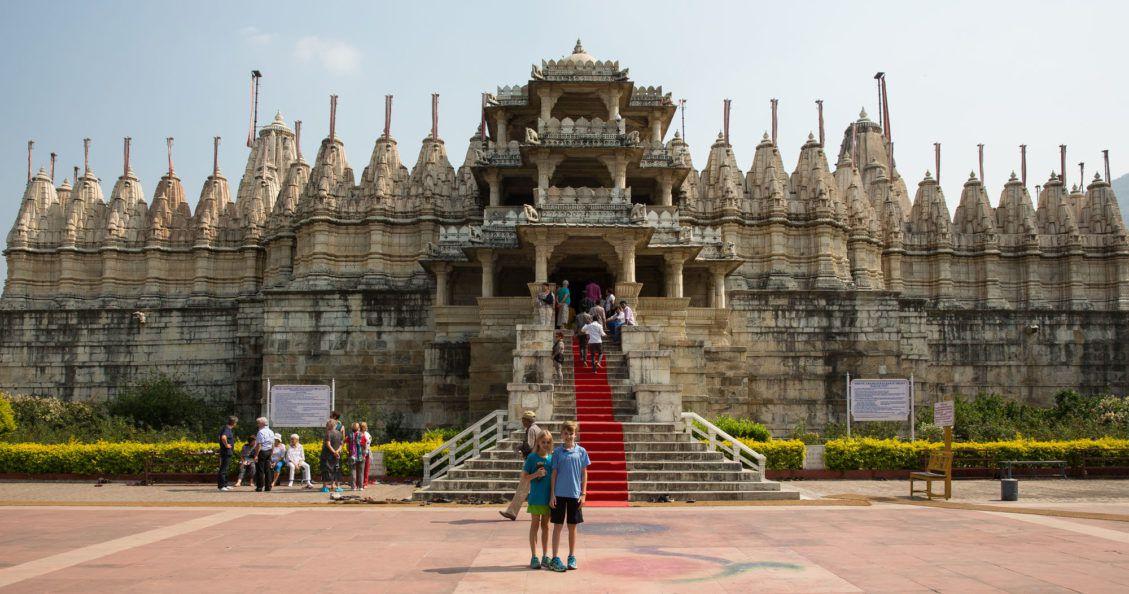 Ranakpur India
