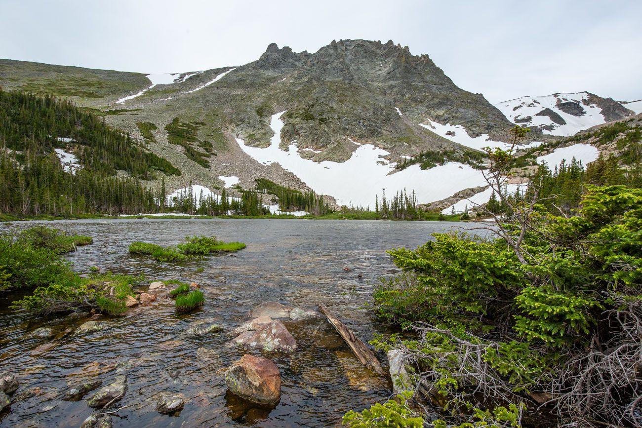 Lake Helene Fern Lake Hike