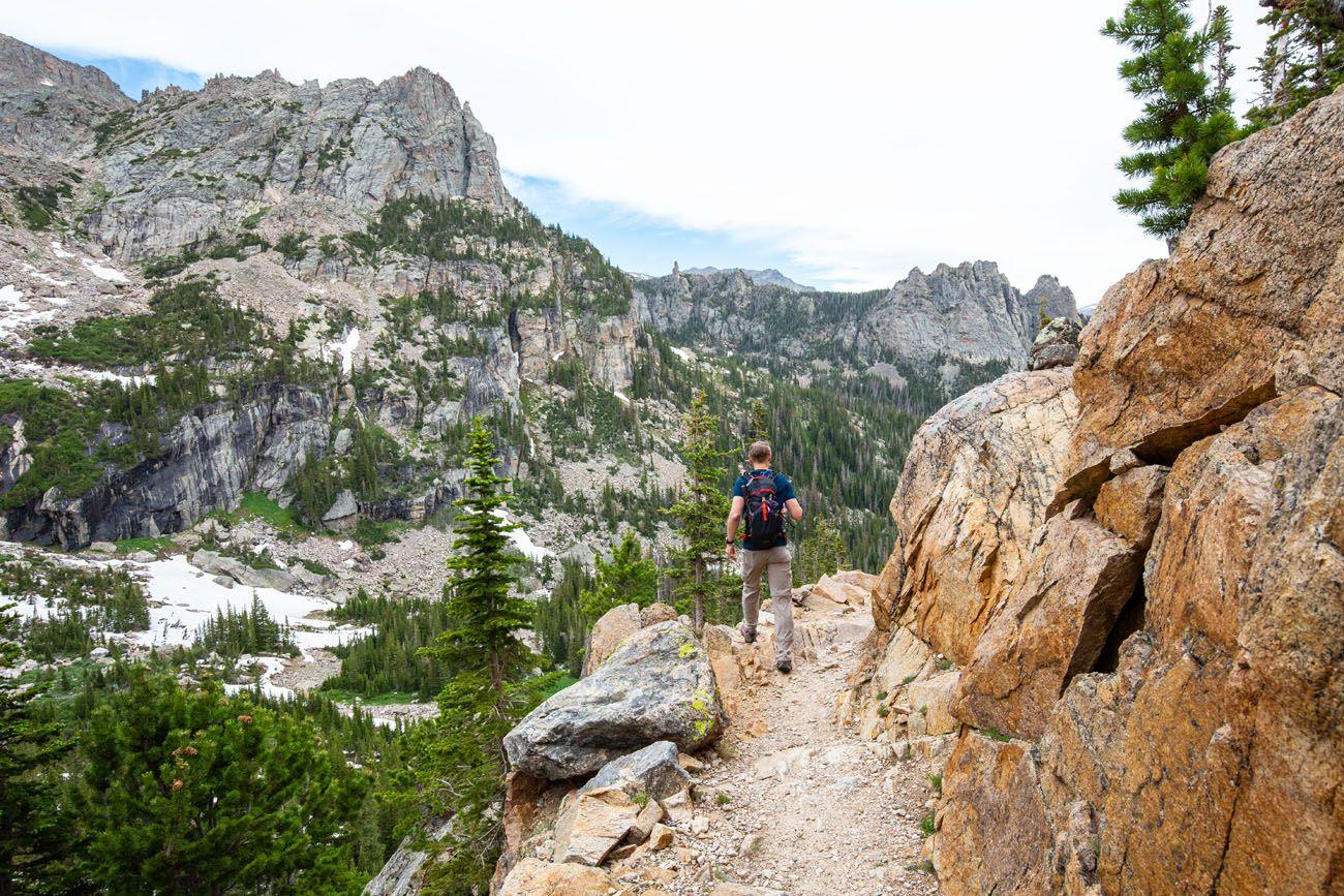 Tim Hike to Fern Lake