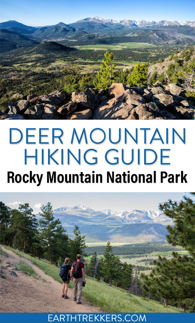 Deer Mountain Hike Rocky Mountain NP