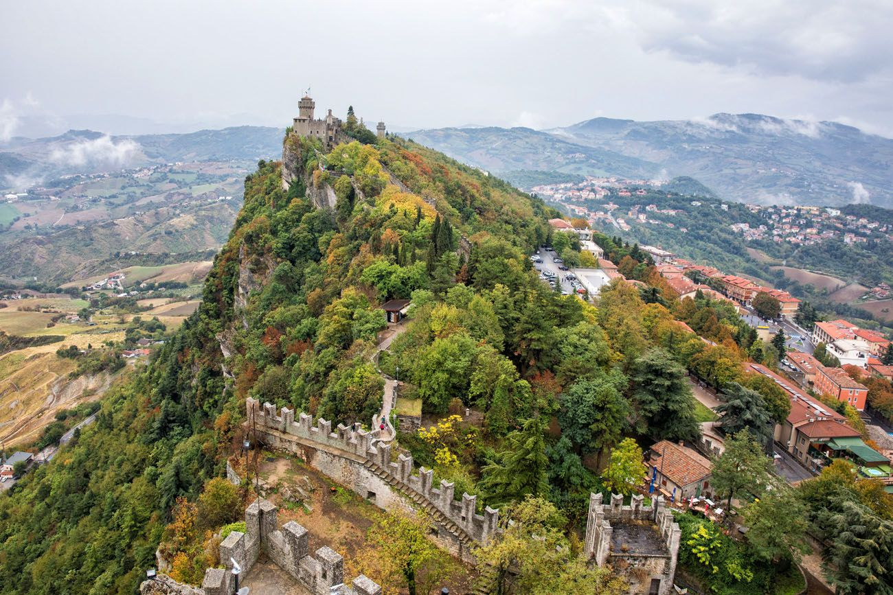 San Marino Best Places to Visit in Italy