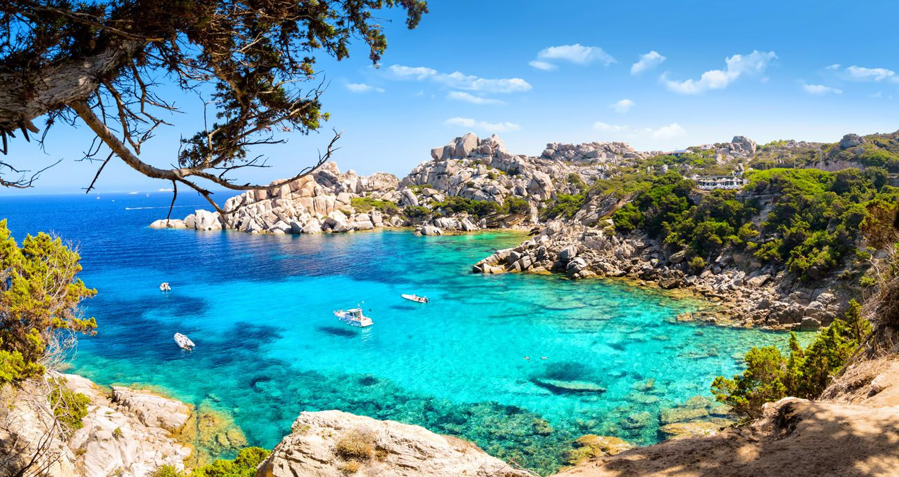 Sardinia Best Places to Visit in Italy