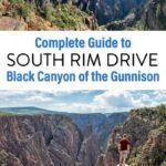 Black Canyon Gunnison Colorado