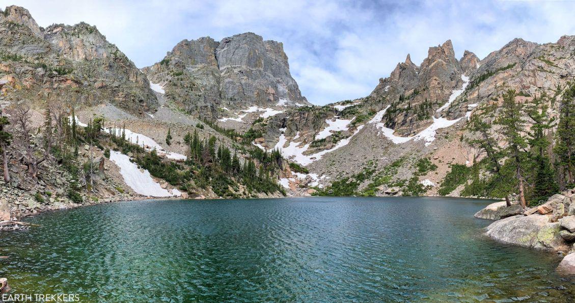 Nymph Dream and Emerald Lake Hike