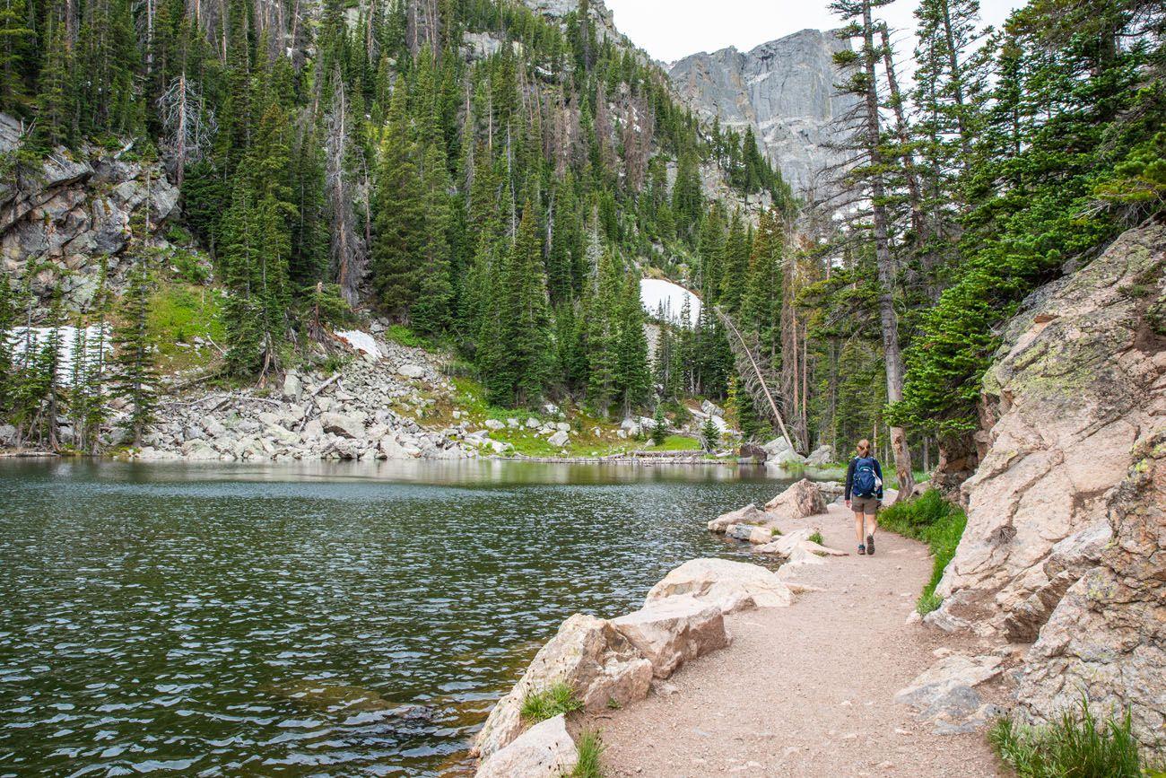 Trail Around Dream Lake