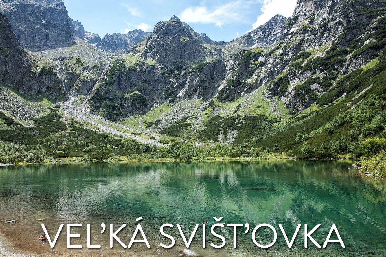 Velka Svistovka in Slovakia