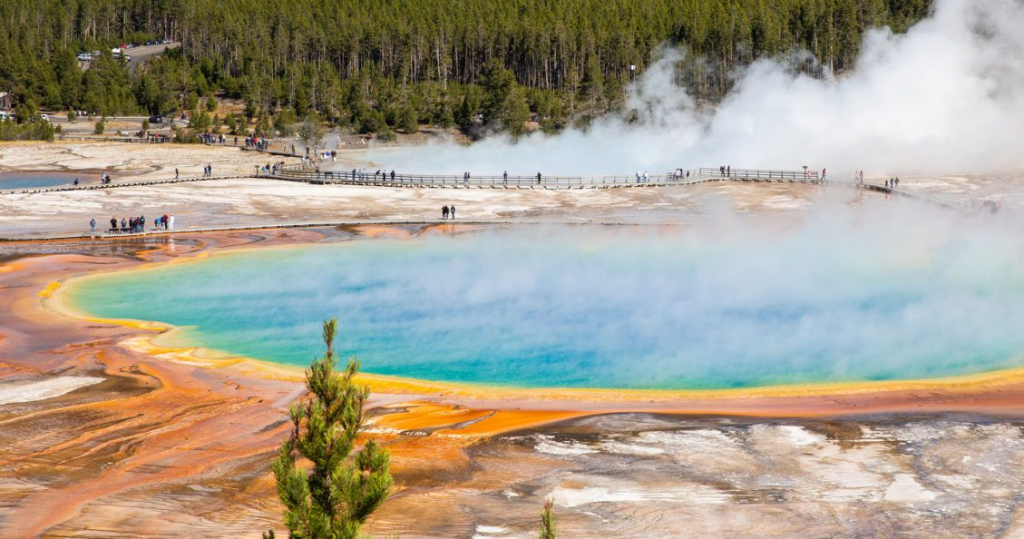 GPS Yellowstone Day Trip