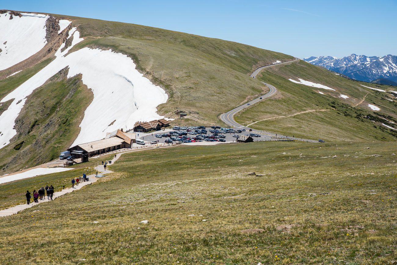 Alpine Ridge Visitor Center