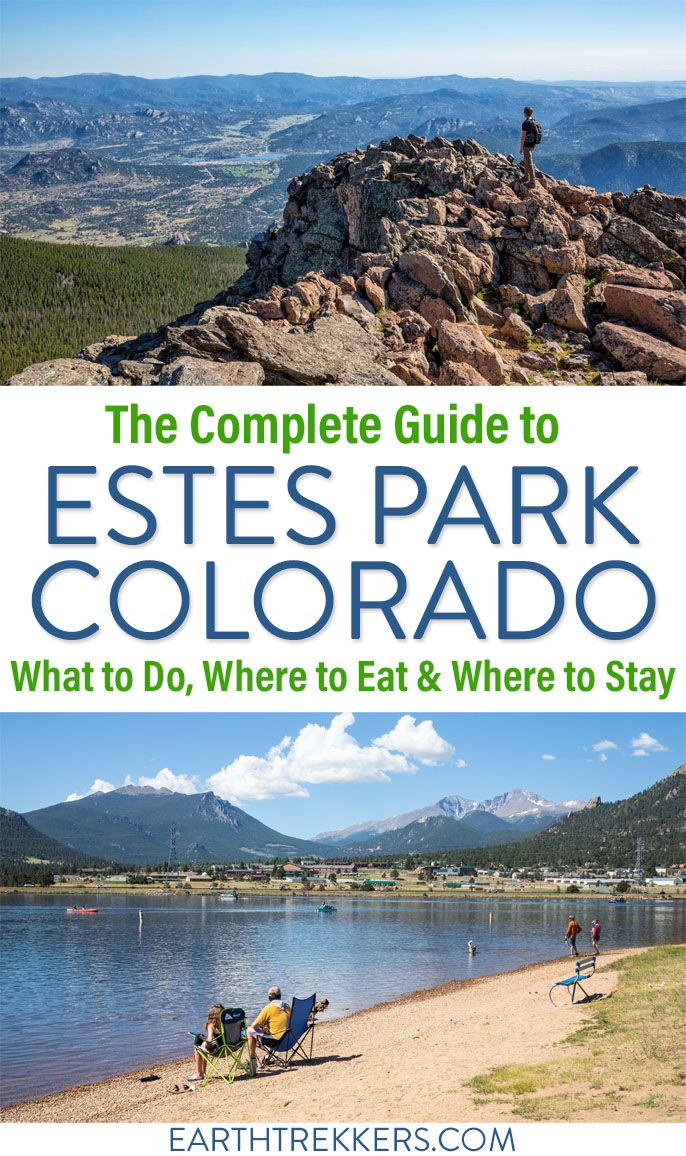 Estes Park Colorado Guide