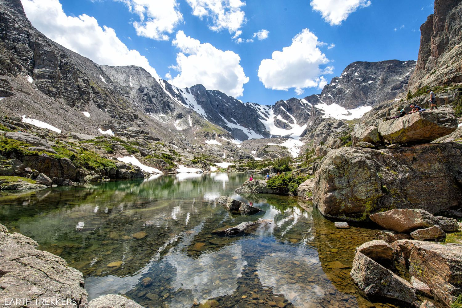 Glass Lake things to do in Rocky Mountain National Park