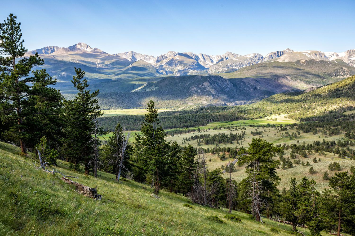 Moraine Park things to do in Rocky Mountain National Park