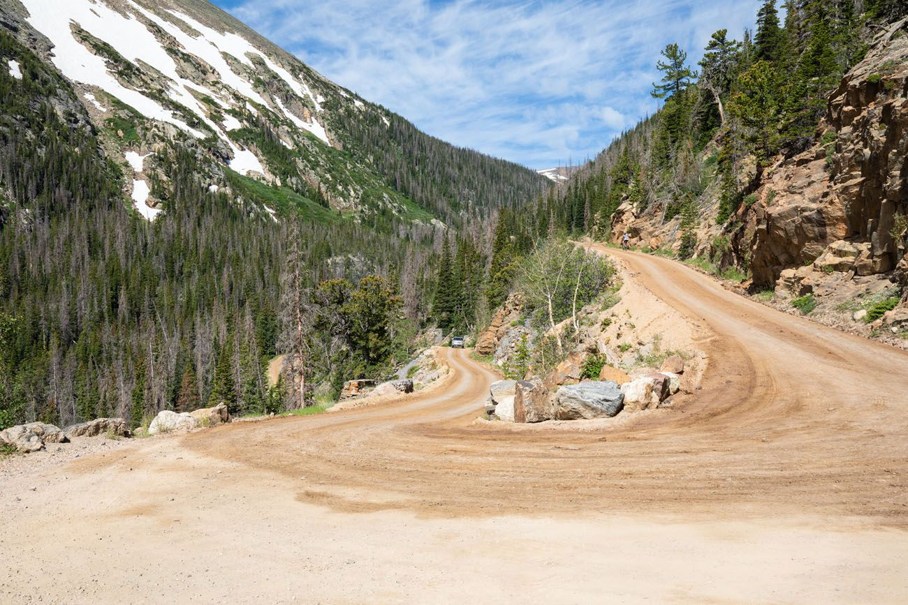 Old Fall River Road Switchback things to do in Rocky Mountain National Park