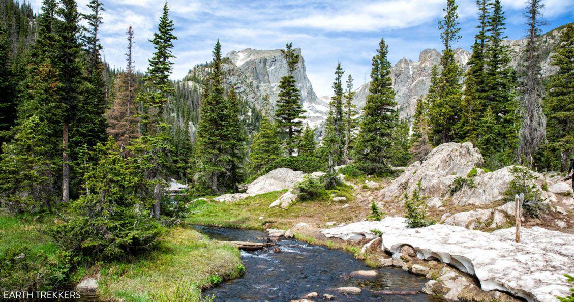 Rocky Mountain National Park Itinerary