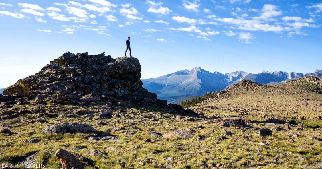 Tombstone Ridge RMNP