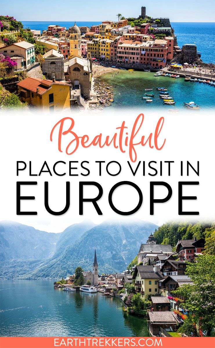 30 Beautiful Places in Europe