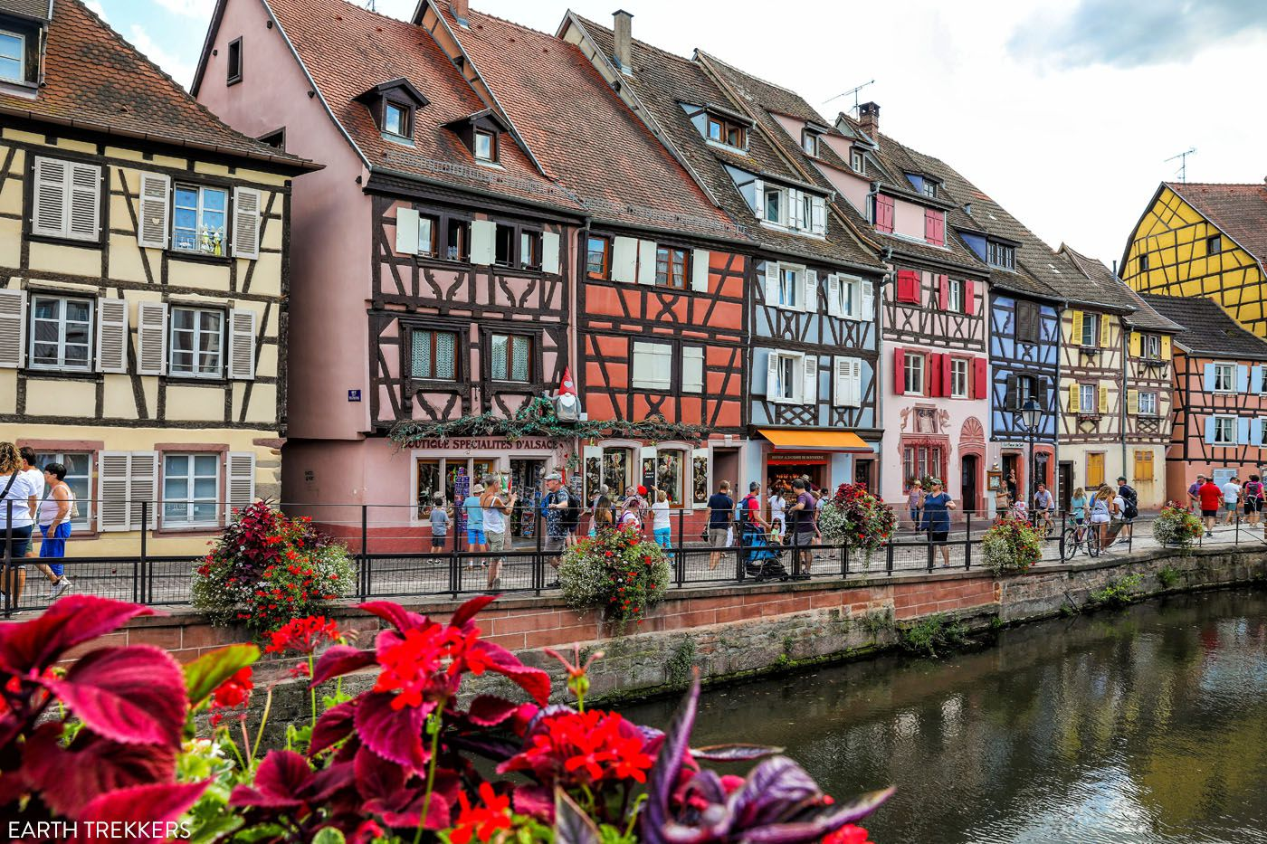 Colmar France places to visit in Europe