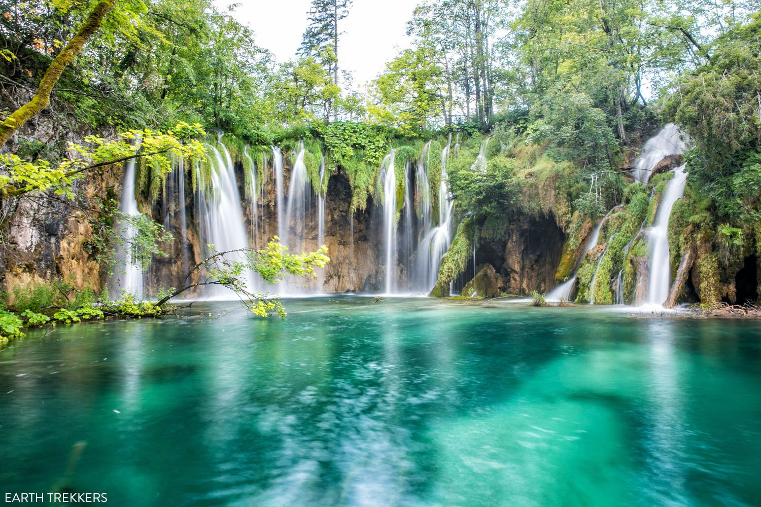 Plitvice Lakes places to visit in Europe