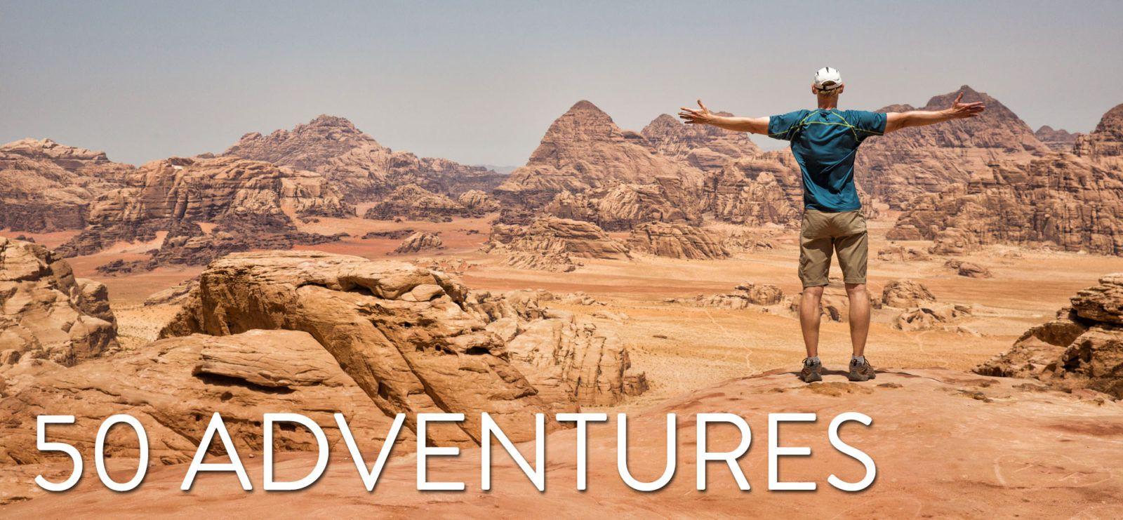 50 Adventures