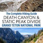 Grand Teton Death Canyon Static Peak