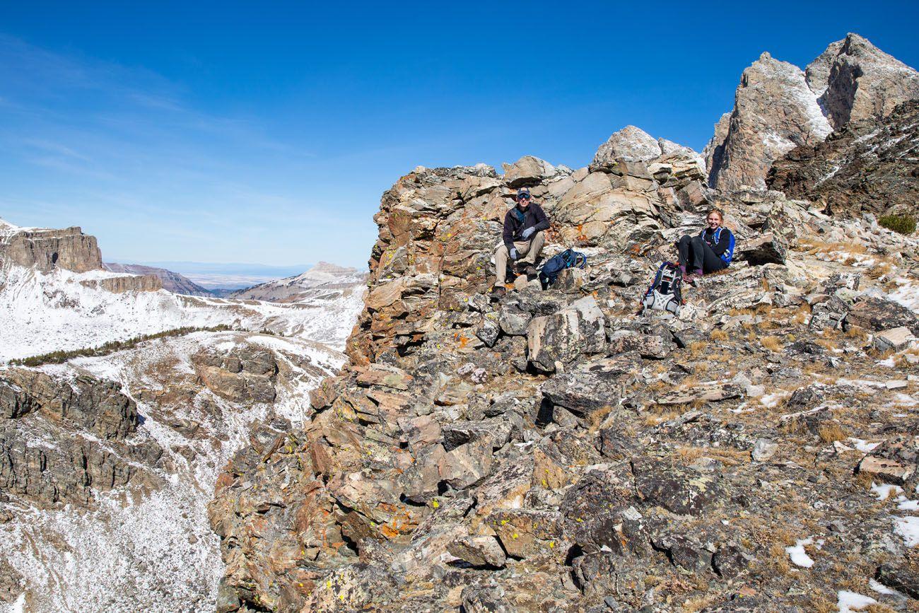 Grand Teton Picnic Spot